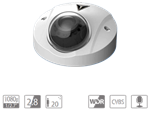 "VDT-TC2922: IR dome camera HDCVI da esterno/interno IP67, sensore progressivo 1/2.7"""" CMOS da 2Mp, risoluzione 1.080p"""