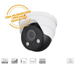 VDT-MH2855U: Telecamera Dome IP 2Mp, Motorizzata 2.7~13.5mm, IR50mt, H265+, WDR. Starlight, IVS, MSD, IP67 IK10