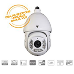 VDT-TS2255-15: Telecamera Speed Dome HDCVI 1080p, Zoom 25x, IR150mt, Starlight, WDR, CVBS, Audio In, Alarm 2In/1Out