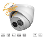 VDT-MH2685A: Telecamera Dome IP 2Mp, Fissa 3.6mm, IR50mt, H265+, ePoE, WDR, Starlight, Microfono Integrato, IVS, MSD, IP67