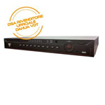VDTA-50402A: Videoregistratore VDT Dahua XVR ibrido (HDCVI-CVBS-AHD-TVI-IP) 4 Canali + 2 IP , massimo 2Mp per canale a 12fps, alloggia 1 HDD. Analisi Video a bordo su un canale.Ingressi Alarm 8-3. Ingressi Audio 4.