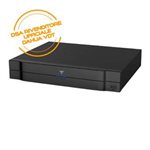 VDTA-50402A-I:Videoregistratore VDT Dahua XVR ibrido (HDCVI-CVBS-AHD-TVI-IP) 4 Canali + 2 IP , massimo 2Mp per canale a 12fps, alloggia 1 HDD. Analisi Video a bordo su un canale.Ingressi Audio 1.