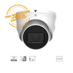 VDT-TH4603: Telecamera Dome HDCVI 2K, Fissa 2.8mm, IR30mt, 4Out