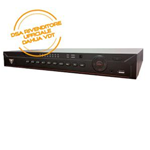 VDTN-416A8K: Videoregistratore NVR 16 Canali, 8 Porte PoE, IP fino a 4K, Audio IN/OUT, IVS, 2 Video OUT, 80Mbps