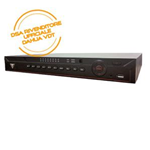 VDTN-408BK: Videoregistratore NVR 8 canali, IP fino a 4K, Alarm 4In/2Out, Audio 1In/1Out, IVS, 2 Video Out, 200Mbps